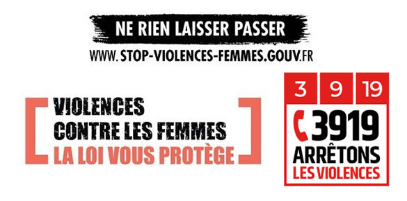 Violences conjugales : un dispositif est en place