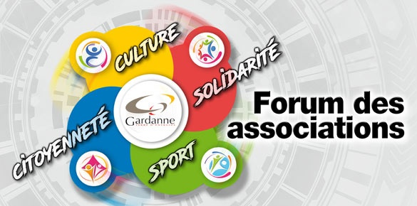 Forum des associations le 9 septembre