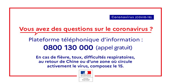 COVID 19 - INFORMATION
