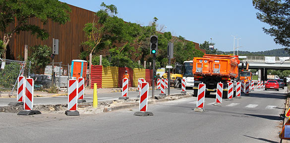 Parking multimodal : le chantier a repris